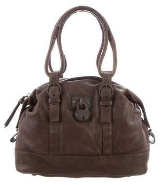 AllSaints Distressed Leather Bag
