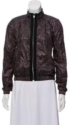 Heroine Sport Zip-Up Printed Jacket