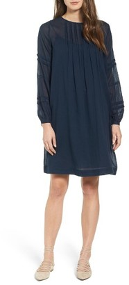 Women's Velvet By Graham & Spencer Cotton Dress $178 thestylecure.com