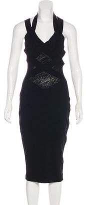 Christian Dior Bandage Dress