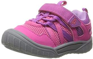 Osh Kosh Domino Girl's and Boy's Bumptoe Sneaker