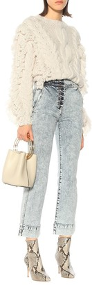 Ulla Johnson Ellis high-rise flared jeans