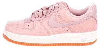 Nike Force 1 Low-Top Sneakers