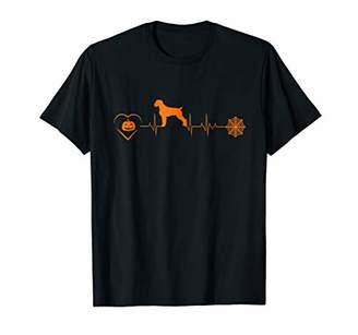 GERMAN WIREHAIRED POINTER Heartbeat Shirt- GERMAN WIREHAIRED