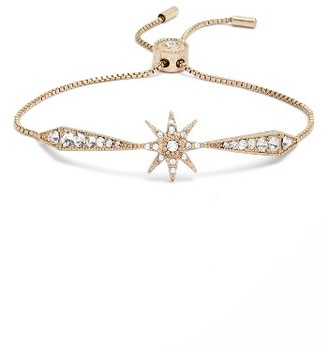 Women's Jenny Packham Stardust Adjustable Crystal Bracelet $58 thestylecure.com