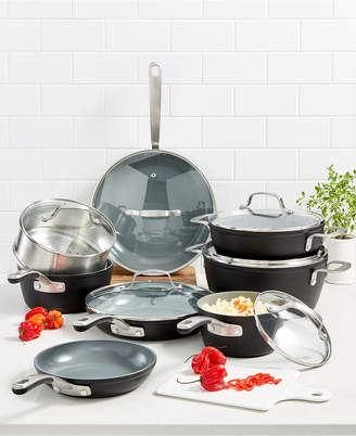 Martha Stewart Culinary Science by 14-Pc. Forged Aluminum Set
