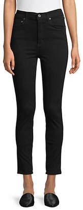 A Gold E AGOLDE Roxanne High-Rise Skinny Jeans
