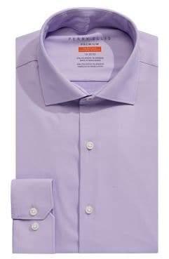 Perry Ellis Pep Regular-Fit Dress Shirt