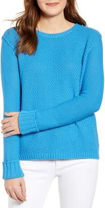 Caslon Mixed Stitch Sweater