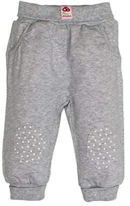 Salt&Pepper Salt and Pepper Baby Girls' BG Uni Patches Trousers,62 cm