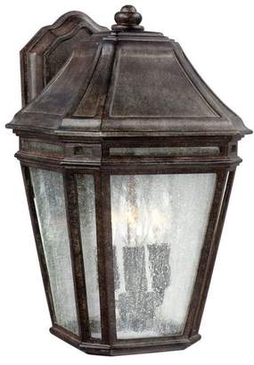 Feiss 3- Light Outdoor Sconce
