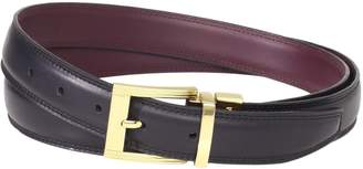 Florsheim Men's Big-Tall Reversible Belt 30MM