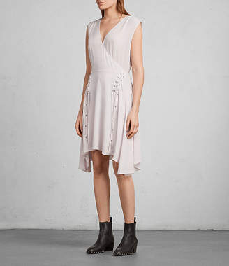 AllSaints Miller Dress