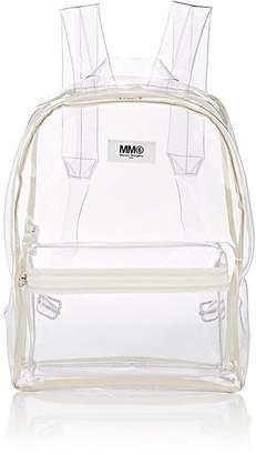 MM6 MAISON MARGIELA Women's Clear Backpack