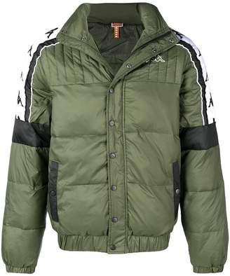 Kappa Arson branded jacket