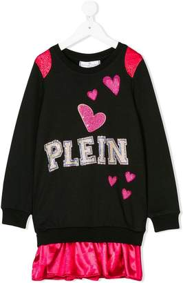 Philipp Plein Junior Aint You jogging dress