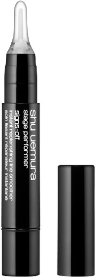 shu uemura Stage Performer Signs-Off