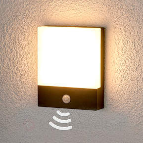 Bele - LED-Außenwandleuchte mit Sensor