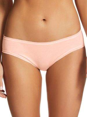 Fine Lines Pure Cotton Bikini Panties