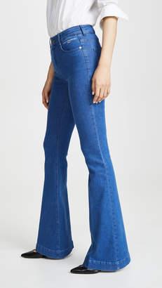Stella McCartney The 70's Flare Organic Eco Jeans