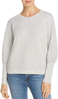 Nation Ltd. Coco Bishop-Sleeve Sweatshirt