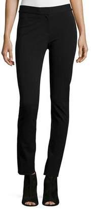 Derek Lam Hanne Mid-Rise Leggings, Black $650 thestylecure.com