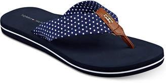 Tommy Hilfiger Candis Flip-Flops Women's Shoes