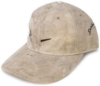 Readymade distressed baseball cap