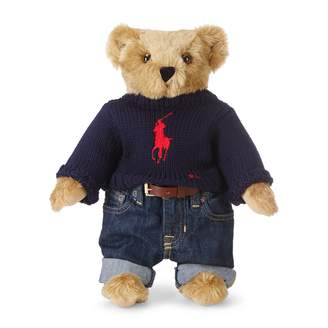 Ralph Lauren Limited-Edition Big Pony Bear