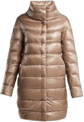 Herno Dora mid-length light-weight down jacket