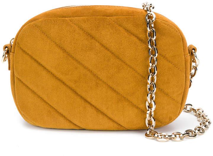A.P.C. quilted shoulder bag