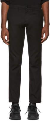 Carhartt Work In Progress Black Sid Trousers