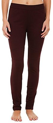 Calvin Klein Jeans Women's Pull On Ponte Legging $59.50 thestylecure.com