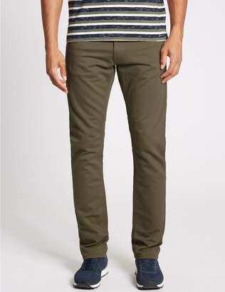 Marks and Spencer Slim Fit Stretch 5 Pocket Jeans
