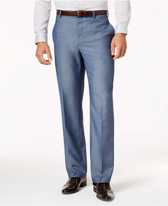 INC International Concepts I.N.C. Men's Chambray Suit Pants, Created for Macy's
