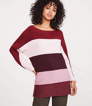 Lou & Grey Ribbed Tunic Sweater