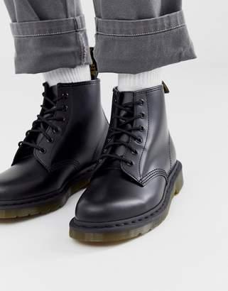 086e34bb2fa Black Suede Boot Dr Marten - ShopStyle UK