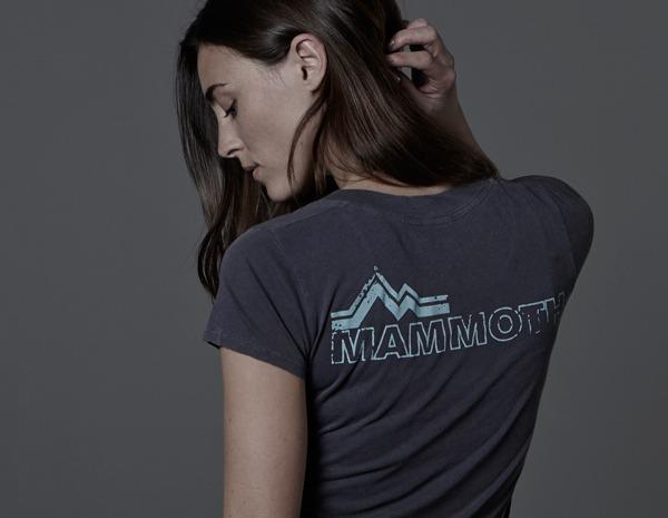 James Perse Mammoth Short Sleeve V-Neck Tee