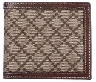 Gucci Diamante Bifold Wallet
