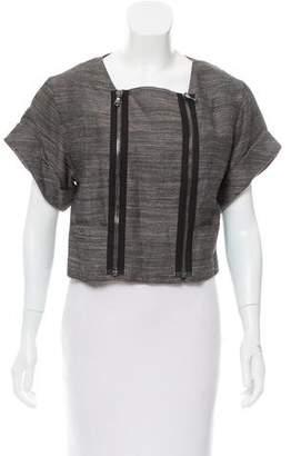 3.1 Phillip Lim Linen Tweed Jacket