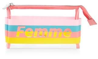 Skinnydip London Skinnydip Femme Wash Bag