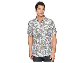 Tommy Bahama Mateo Fronds IslandZone Camp Shirt