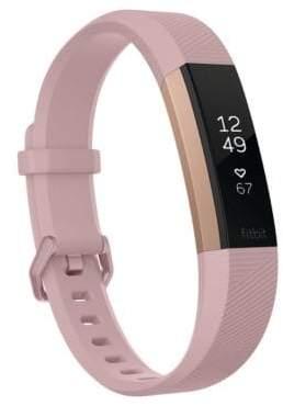 Fitbit Alta HR Gunmetal Series Fitness Wristband Smartwatch