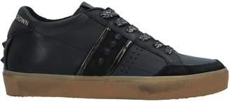Leather Crown Low-tops & sneakers - Item 11526548QI