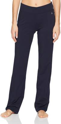 Danskin Women's Sleek Fit Yoga Pant