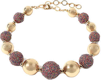Amrita Singh Resin Beaded Necklace