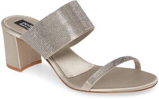 Pedro Garcia Xina Crystal Embellished Slip-On Sandal