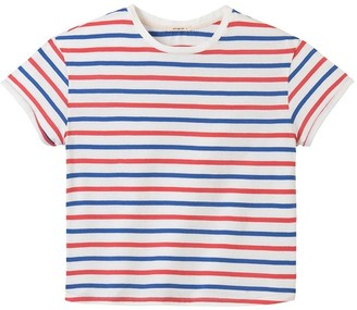 Lee Short-Sleeved Striped T-Shirt