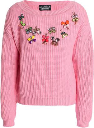 f31b71e3f7a Moschino Virgin Wool Knitwear For Women - ShopStyle Canada