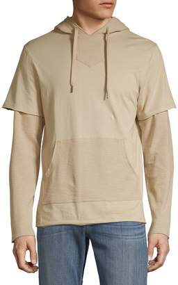 Highline Collective Solid Long-Sleeve Hoodie